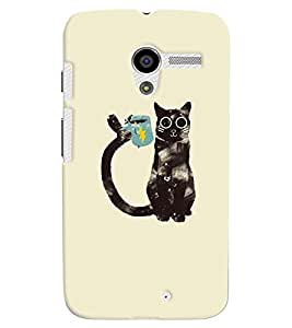 Motorola Moto X MULTICOLOR PRINTED BACK COVER FROM GADGET LOOKS