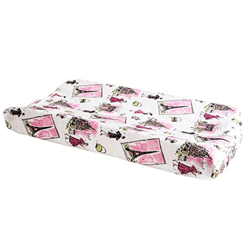 Trend Lab Waverly Tres Chic Changing Pad Cover