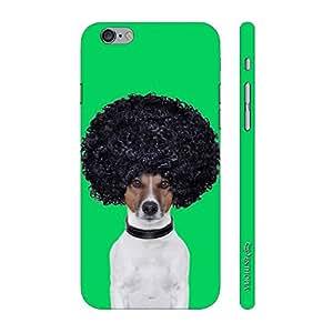 Enthopia Designer Hardshell Case AFRO DOG Back Cover for Apple Iphone 6, 6s