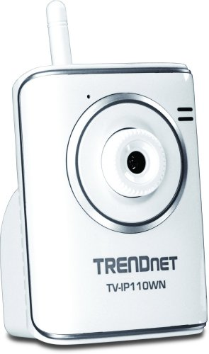 TRENDnet SecurView Wireless N Internet Camera