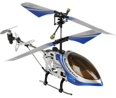 Joka International RC Mini Helikopter FALCON-X Metal RTF mit GYRO-Te
