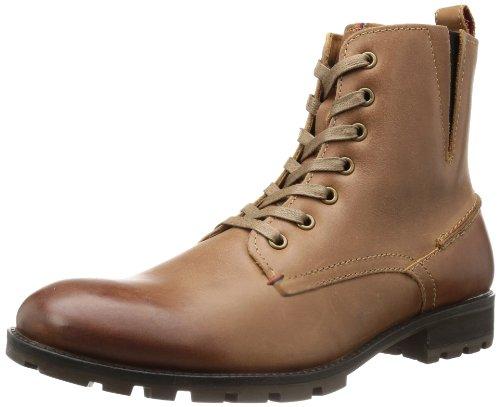Tommy Hilfiger Mens CARLOS 14W Desert Boots Brown Braun (WINTER COGNAC 906) Size: 10 (44 EU)