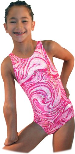 Razzleberry Leotard (Child Small)
