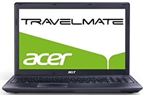 Acer Travelmate 5735Z-452G25MNSS  39,6 cm (15,6 Zoll) Notebook (Intel Pentium Dual Core T4500, 2,3GHz, 2GB RAM, 250 GB HDD, Intel GL40/4500M , DVD, Linux)