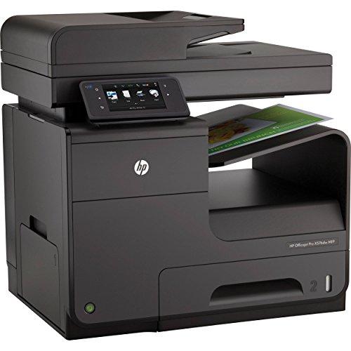HP Officejet Pro X576DW Stampante Inkjet Multifunzione, Stampa/Copia/Scansione/Fax, Nero
