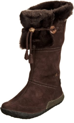 Cushe Women's Cabin Fever Wp Espresso Fur Trimmed Boots UW00536 7 UK, 40 EU