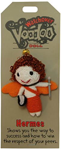 Watchover Voodoo Hermes Doll, One Color, One Size - 1