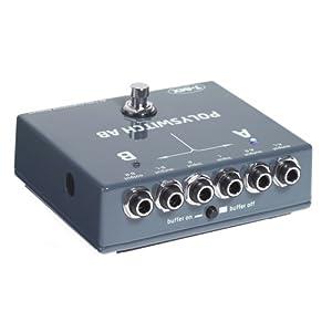 T-Rex Polyswitch Stereo A/B Box