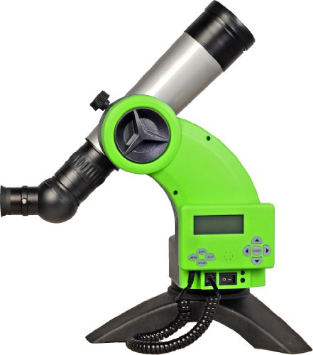 Ioptron 9403 Astroboy 60Mm Computerized Telescope (Terra Green)