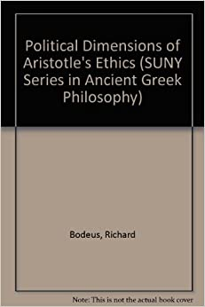 essays in ancient greek philosophy aristotles ethics Essays in ancient greek philosophy: aristotle's ethics: john p anton, anthony preus: 9780791406540: books - amazonca.