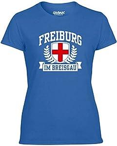 Cotton Island - T-shirt Frauen TSTEM0268 freiburg im breisgau tshirt