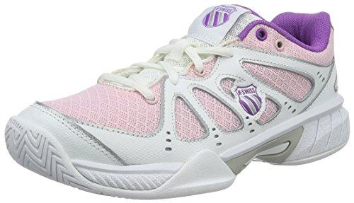 K-Swiss, Scarpe da tennis donna Bianco bianco 40