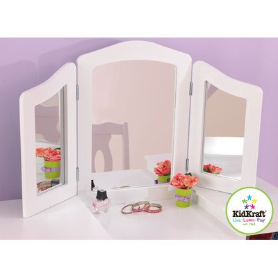 Lowest Price! KidKraft Deluxe Vanity & Chair Toy