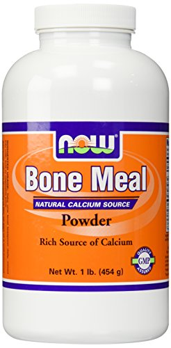 NOW Foods, Bone Meal Powder, 1 lb. (454 g)