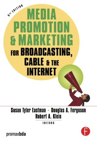 Media Promotion & Marketing for Broadcasting, Cable...