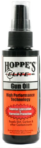 Hoppe's Elite Gun Oil, 4 oz. Spray Bottle (Hoppe Oil compare prices)