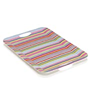 Paradise Striped Tray