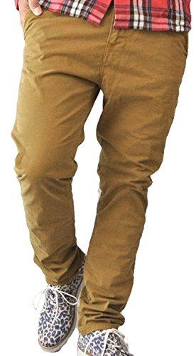 nj-40161-2011 32/32 GOLDEN-DYE(332) (ヌーディージーンズ) Nudie Jeans チノパン メンズ ブランド ストレッチ パンツ ボトム 正規品