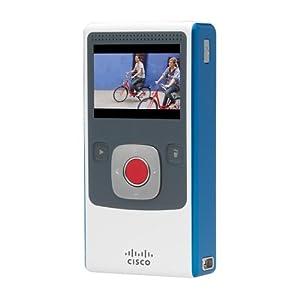 Flip UltraHD 3rd Generation 4GB, Blue