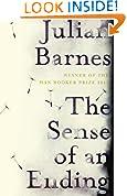 The Sense of an Ending by Julian Barnes Book Cover