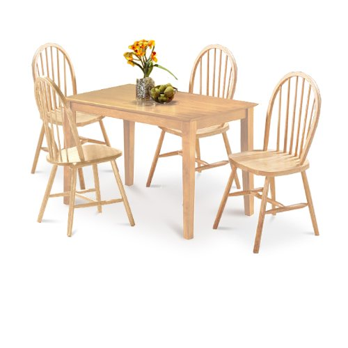 offer dining room chairs natural finish create