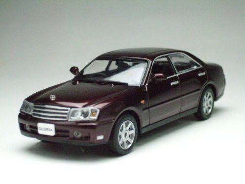 j-collection-1-43-nissan-altima-gloria-z-rose-red-pearl-japan-import