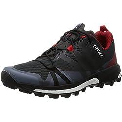 adidas Terrex Agravic Trail Laufschuh Herren 10 UK - 44.2/3 EU