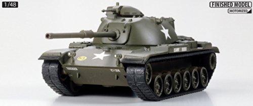 Rc Car,Tamiya 1/48 Us M60 Tank Super Patton Finished