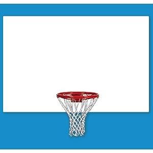 Jaypro Sports 656-PERF-SR Outdoor Backboard 5.56 in. Post, 6 ft. Extension, Direct... by Jaypro Sports