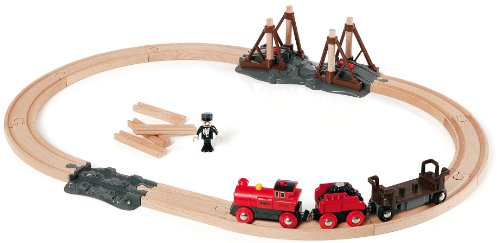 Brio Steam Engine Set - 1