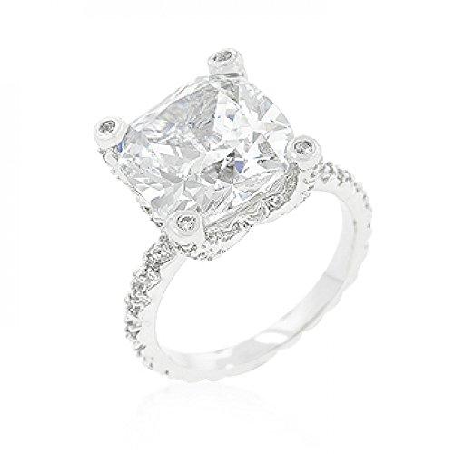 Brilliant Engagement Ring