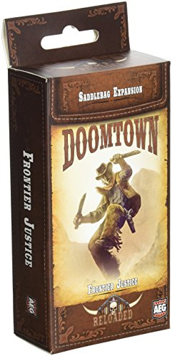 Doomtown: Reloaded Expansion - Frontier Justice