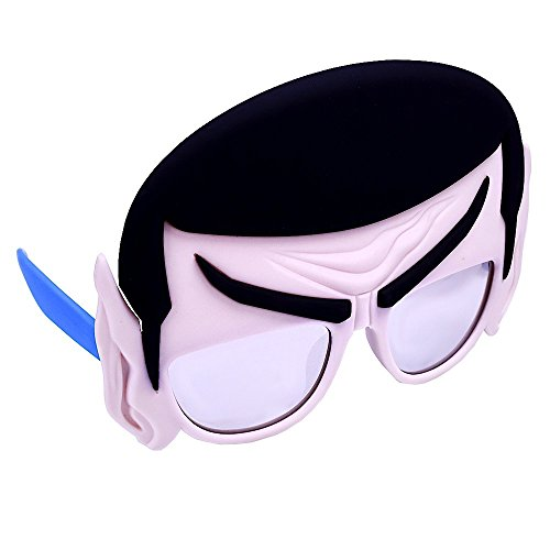 Sunstaches Star Trek Mr Spock (Shark Tank Products For Kids compare prices)