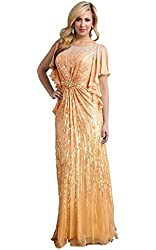 Terani Couture M1822 Women's Mother of the Bride Dress
