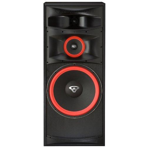 Best Review Of Cerwin-Vega XLS-15 3-Way Home Audio Floor Tower Speaker (Each, Black)