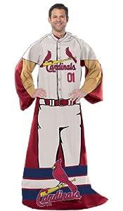 St Louis Cardinals Comfy Wrap (Uniform) by Northwest