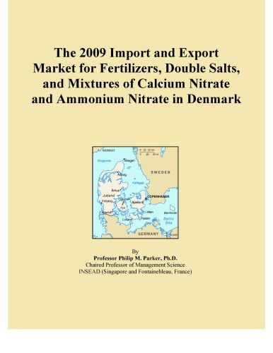 The 2009 Import And Export Market For Fertilizers, Double Salts, And Mixtures Of Calcium Nitrate And Ammonium Nitrate In Denmark