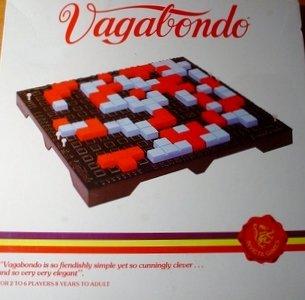 Vagabondo Classic Invicta Strategy Game Vintage 1979 - 1