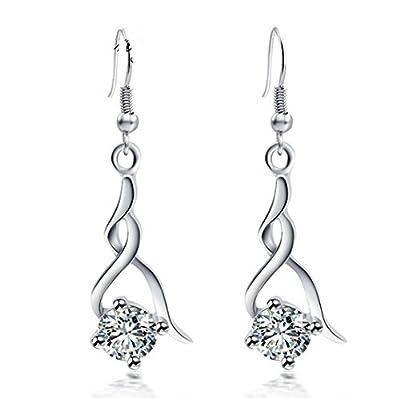 Earrings For Women Earrings Drops Silver Earrings Gold Earrings Earrings Diamond Swarovski Earrings