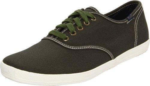 Keds CHAMPION CVO MF39588, Sneaker uomo, Verde (Vert foncé), 40.5