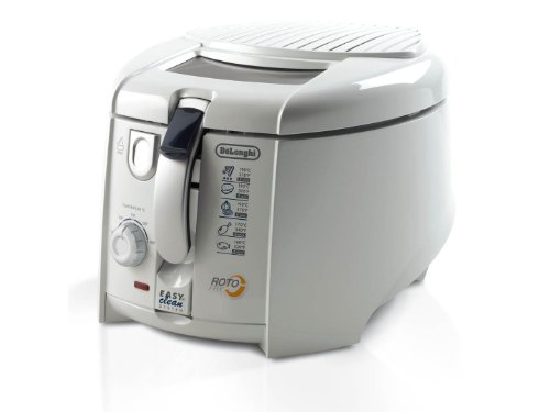 Bundle 2 Items: Overseas Use Only Delonghi F28311 Electric Deep Fryer 220V 50/60Hz 1800W (Acucraft Usa , Acupwr Plug Kit) Not For Usa/Canada Use