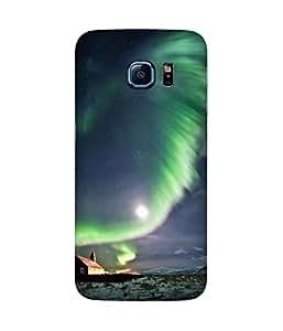 Norway Lights Samsung Galaxy S6 Case