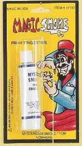 Mystic Smoke Novelty Toy