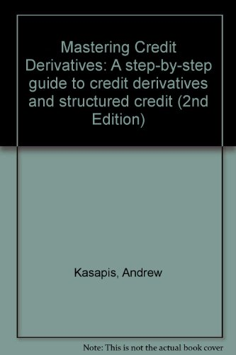 Voodiff free pdf mastering credit derivatives a step by step mastering credit derivatives a step by step guide to credit derivatives and structured fandeluxe Image collections