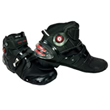 NEW Men's Motorcycle Racing Boots US 11 EU