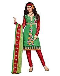 TFW Salwar Kameez Cotton Dress Material
