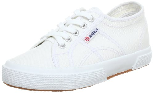Superga 2750- PLUS COTU S003J70, Sneaker donna, Bianco (Weiß (White 901)), 38