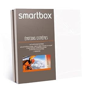 SMARTBOX - Coffret Cadeau - Emotions extrêmes