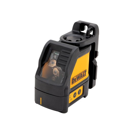 DEWALT DW088K Self-Leveling Cross Line Laser photo