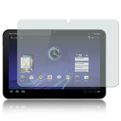 New Anti-Gloss Screen Protector for Motorola Xoom Android Tablet